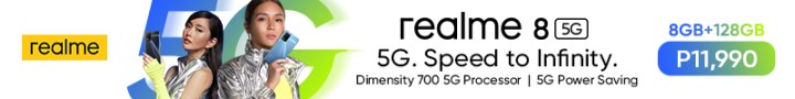 realme 8 5G. Speed to Infinity | Good Guy Gadgets